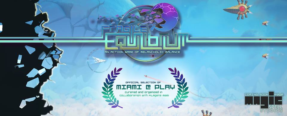 Fragile Equilibrium MIAMI@PLAY banner