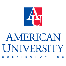 AU in DC Logo